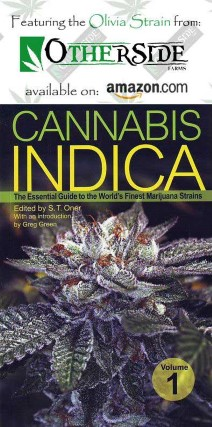 3525-Cannabis Indica: The Essential Guide to the World's Finest Marijuana Strains