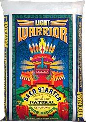 FoxFarm Light Warrior Soilless Mix Bag, 1 cu. ft.